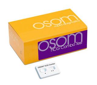 OSOM HCG Combo