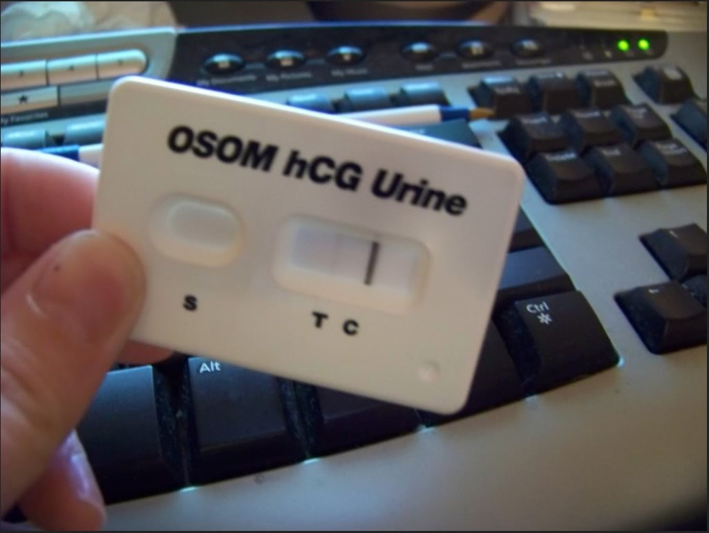 Read OSOM Pregnancy Test